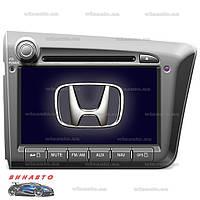 Штатная магнитола Phantom DVM-1333G i6 для Honda Civic 2012+