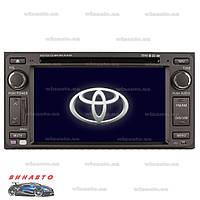 Штатная магнитола Phantom DVM-3019G i6 для Toyota, универсальная