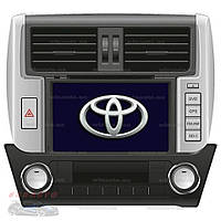 Штатная магнитола Phantom DVM-3046G HDi Silver для Toyota Land Cruiser 150 Prado, цвет серебристый