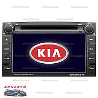 Штатная магнитола Phantom DVM-3360G i6 для Kia Sorento 2009-2012