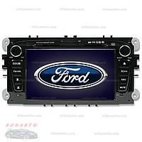 Штатная магнитола Phantom DVM-8500G HDi Black для Ford Mondeo IV 2007-2012, Focus II 2008-2010, S-Max 2007-2012, C-Max 2007-2009, Galaxy III 2008+,