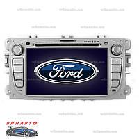 Штатная магнитола Phantom DVM-8500G i6 Silver для Ford Mondeo IV 2007-2012, Focus II 2008-2010, S-Max 2007-2012, C-Max 2007-2009, Galaxy III 2008+,