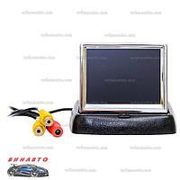 Автомобильный монитор Phantom TDM-358 для камеры