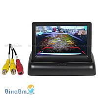 Автомобильный монитор Phantom TDM-430 для камеры