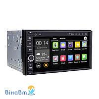 Медиа-ресивер (USB/SD автомагнитола) Prime-X 7UK c ТВ-тюнером, GPS и Bluetooth