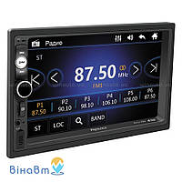 Медиа-ресивер (USB/SD автомагнитола) Prology DVU-750 с Bluetooth