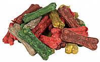 Лакомство Trixie Mini Munchy Chewing Bones для собак, прессованные косточки, 100 шт