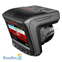Автомобильный видеорегистратор Sho-me Combo 3 с GPS модулем и радар-детектором