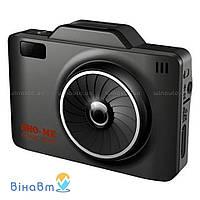 Автомобильный видеорегистратор Sho-me Combo SMART с GPS модулем и радар-детектором