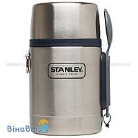 Термос для еды Stanley Adventure Vacuum Food Jar 0,5 л Стальной