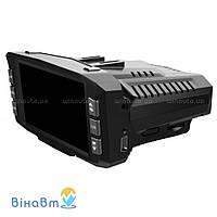 Автомобильный видеорегистратор Stealth MFU 630 с GPS модулем и радар-детектором