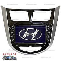 Штатная магнитола Swat SHR-5033 для Hyundai Solaris