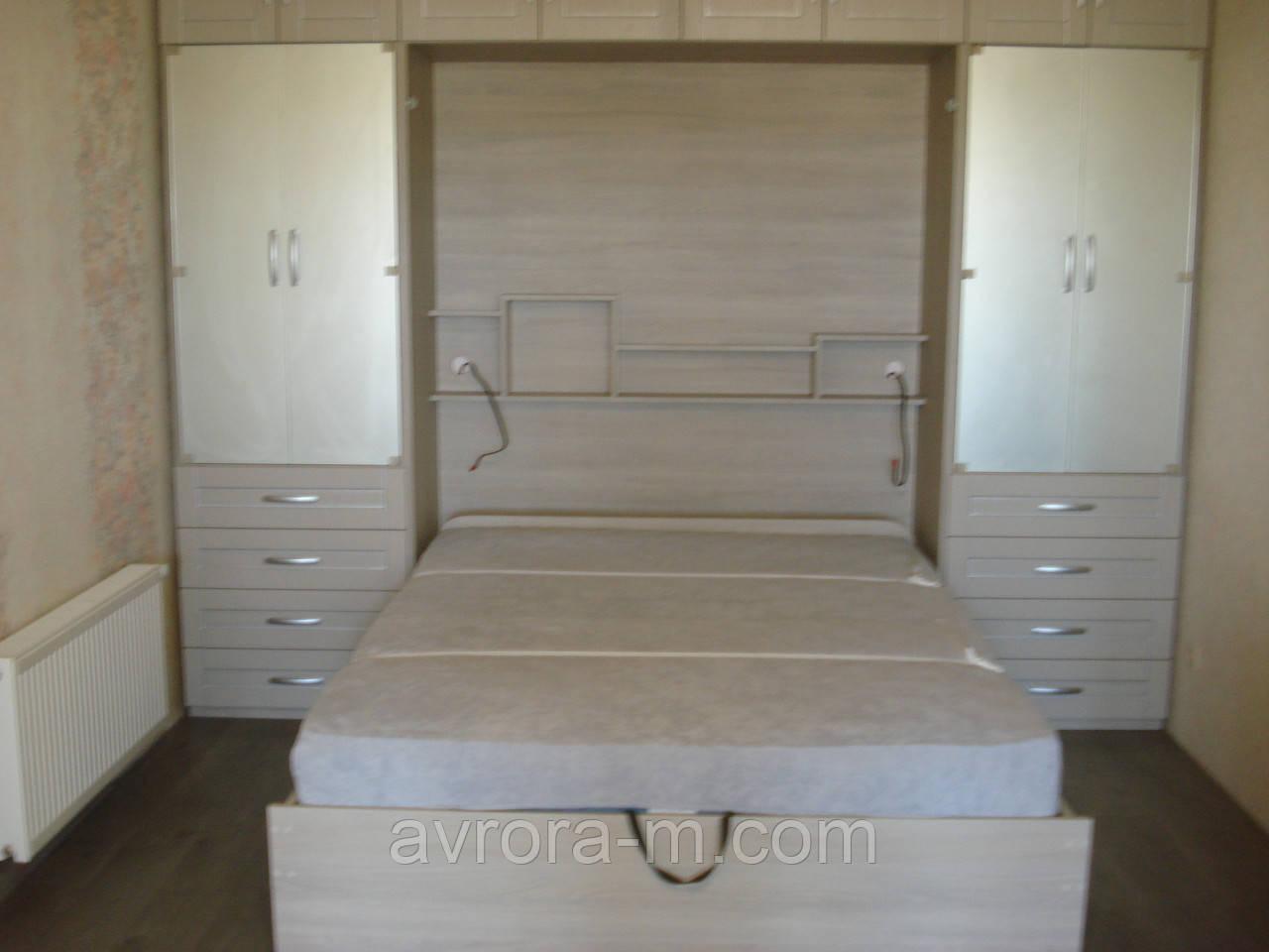Встроенная (откидная) кровать-трансформер