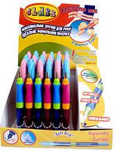 """Ручка перова для школярів """"Тренажер почерку"""", зі зм.картриджем, 304, CLASS"""