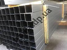 Труба 60х60х1,5 сварная стальная квадратная
