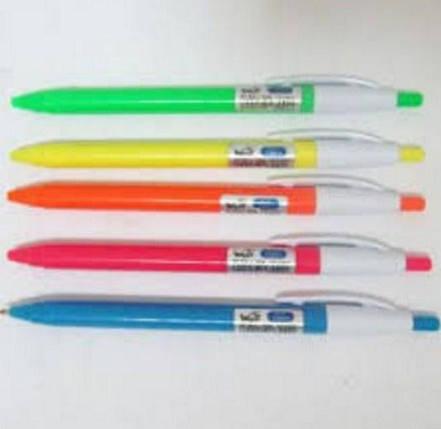 Ручка кулькова автоматична Beifa КВ139401-50 - 1мм, синя, фото 2