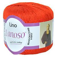 Пряжа Lanoso Lino 906