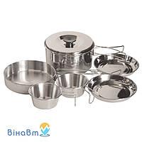 Набор посуды из нержавеющей cтали Tramp 1,7 л (TRC-001)