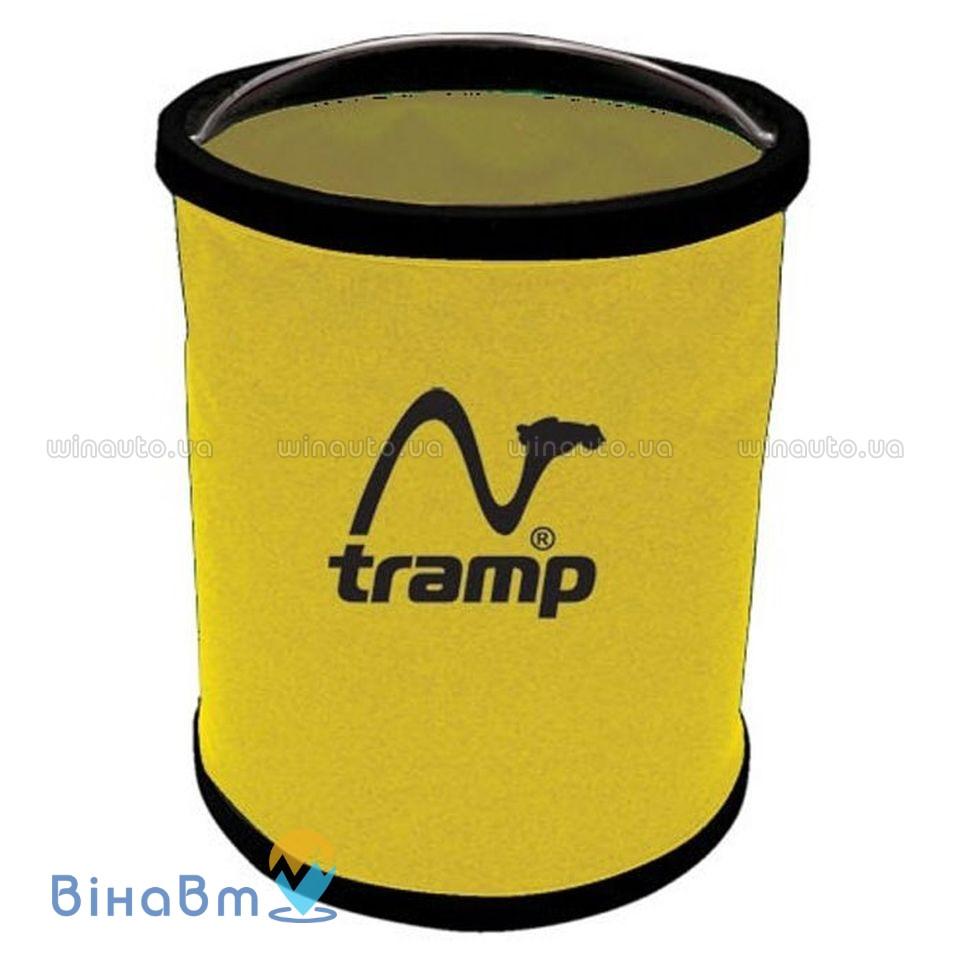 Ведро складное Tramp 6 л (TRC-059) - Интернет-магазин Винавто в Киеве