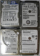"HDD 250Gb 2.5"" SATA II HITACHI Fujitsu WD Samsung Seagate Toshiba для ноутбука"
