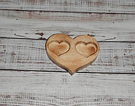 Весільне серце для обручок  (Свадебное Сердце для колец)