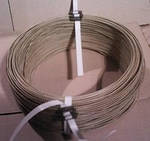 Термопарный провод ПТНхк 2х1,2