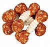 Лакомство Trixie Dumbbell для собак, жевательная гантель с курицей, 100 г