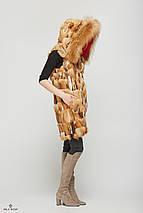 Женская зимняя куртка-парка трансформер 4 в 1, фото 2