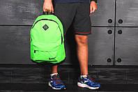 Рюкзак городской спортивный, для ноутбука, мужской, женский, салатовый