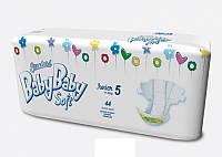Подгузники BABYBABY SOFT Standard 5 Junior 11-25 кг (44 шт)