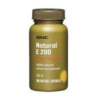 GNC Vitamin E 200 IU 100caps (GNC)