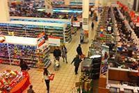 Система вызова персонала для супермаркетов