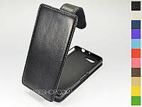 Откидной чехол из натуральной кожи для Sony Xperia Z3 Compact D5803