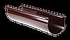 Желоб PROFIL, ПВХ, 130/100 мм, длина 3м, коричневый