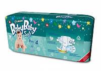 Подгузники BABYBABY SOFT Premium 4 Maxi 7-18 кг (50 шт)