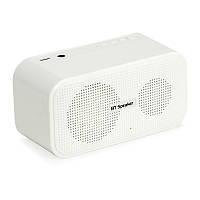 Add music!, Портативная Bluetooth колонка с подставкой для смартфона, 3 Вт, AUX, пластиковый корпус