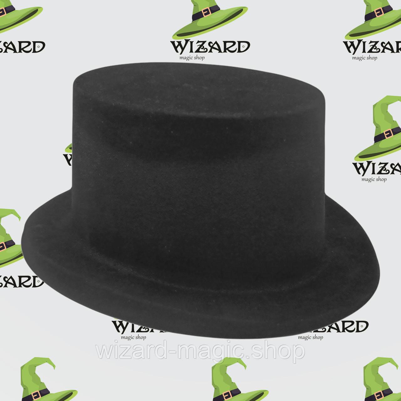 Шляпа детская Цилиндр флок  - Wizard Magic Shop в Харькове