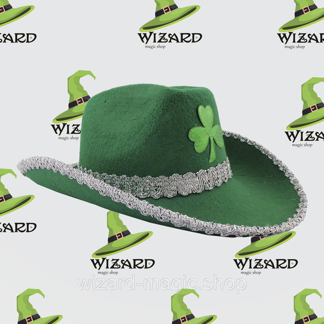 Шляпа Ковбоя Патрик