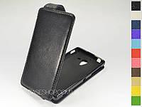 Откидной чехол из натуральной кожи для Sony Xperia ZL lt35i c65