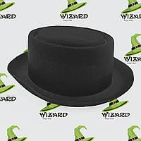 Шляпа Цилиндр детская фетр