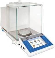 Весы электронные аналитические ХА  82/220.4Y до 82/210 г с точностью 0,00001/0.0001 г