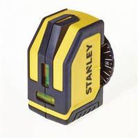 Лазерный уровень STANLEY; дальность - 4.5 м