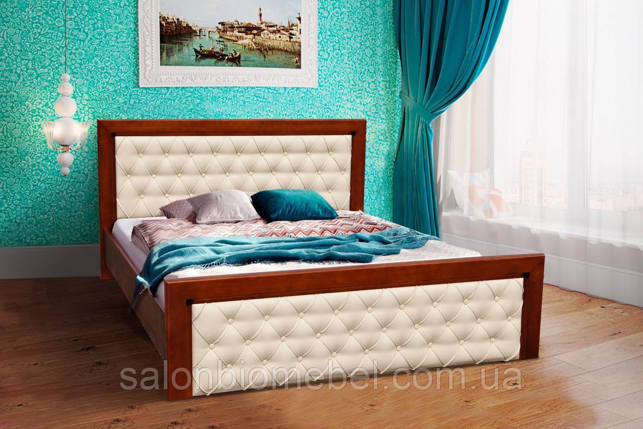 Кровать Freedom 1,6 ольха орех
