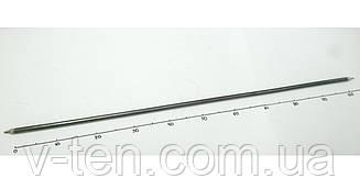 ТЭН сухой 1000w прямой L-99 см.
