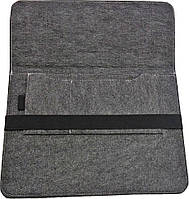 Чехол для ноутбука Digital Wool Case 13 (DW 13-01) с черн.резинкой
