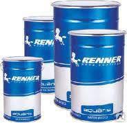 Лак полиуретановый двухкомпонентный Renner FO 30 M006 25л. для закрытой поры, блеск 30% (розлив)