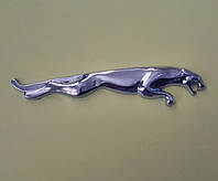 "3D эмблема ""Jaguar"":  Ягуар  - материал металл, фото 1"