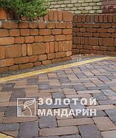 ТРОТУАРНАЯ ПЛИТКА Золотой Мандарин Кирпич Антик