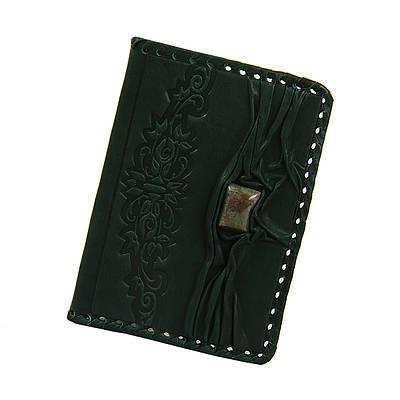 Обложка на паспорт из кожи Кажан (3427)