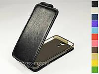 Откидной чехол из натуральной кожи для Sony Xperia V lt25i